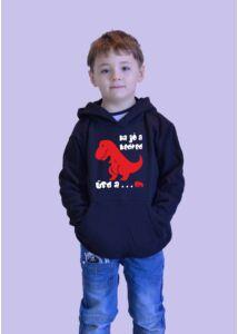 Ha  jó a kedved gyerek pulóver