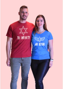 To Infinity And Beyond Páros Póló